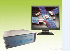 WD 510C VGA接口7十字线发生器