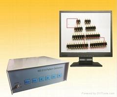 WD 510P 液晶顯示器用VGA 接口圖形發生器
