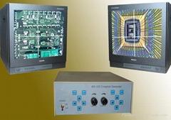 WX230A双路电子十字线发生器