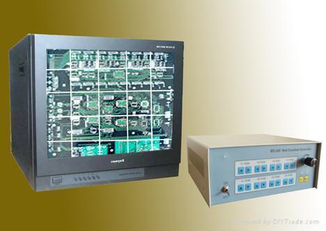WX240电子4十字线发生器 1