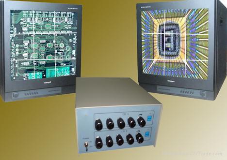 SF-2A双路电子双十字线发生器 1