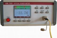 bench top optical power meter