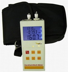 FIBER OPTICAL MULTIMETER