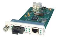 RAISECOM瑞斯康達RC112-FE-S1光纖收發器