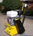 Concrete surface flooring planer scarifier grinding grooving machine WPG200 1