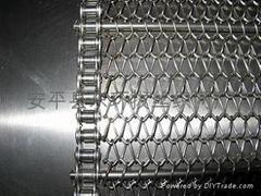 东环国标304金属网带