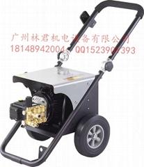 電動250bar冷水高壓清洗機JD25