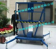 10米電動鋁合金昇降機&廠家價格