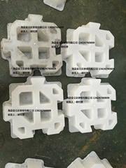 南昌市河道加固护坡锁块型塑料模具