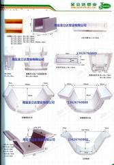 合肥市水泥構件模具混凝土預制塊塑料模具
