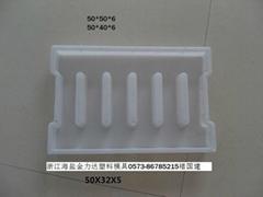 雨水井蓋板塑料模具下水井蓋板模具