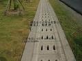 雨水井盖板塑料模具下水井盖板模具