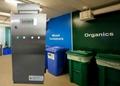 UV ozone generator for garbage trash refuse compactor room odour odor control 2