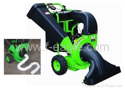 Sell gasoline powered vacuum shredder fys v65 flying Which shredder should i buy