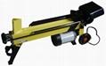 sell horizontal wood splitter & log