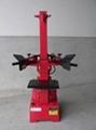 sell vertical wood splitter & log
