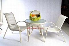 特斯林网布椅