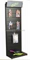 POP display  stand/  metal display/