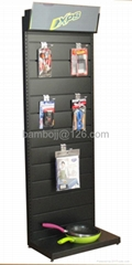 POP display  stand/  metal display/ storage  stand