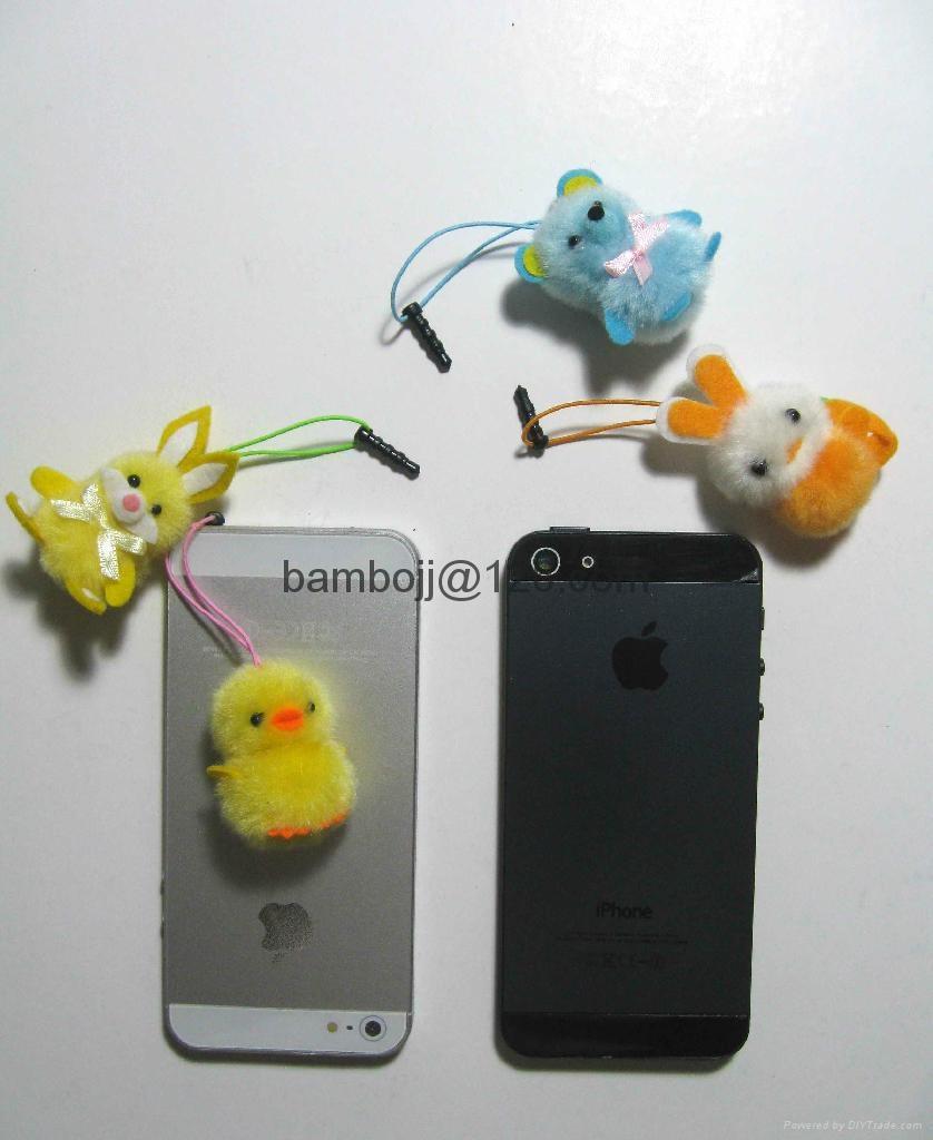 手機防塵塞 2