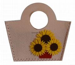 DIY non-woven fabric bags
