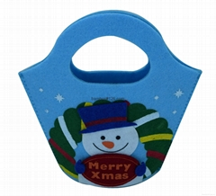 non woven fabric  bag for Christmas