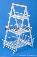 storage basket stange