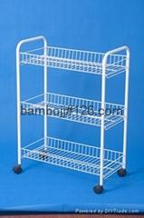 bath room basket, basket  stand
