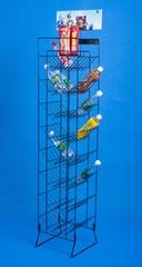 retail display rack  ( drink display stand)