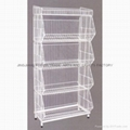 shop wire display racks