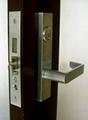 Heavy Duty Commercial mortise lock set