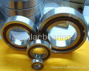 angular contact ball bearings  1
