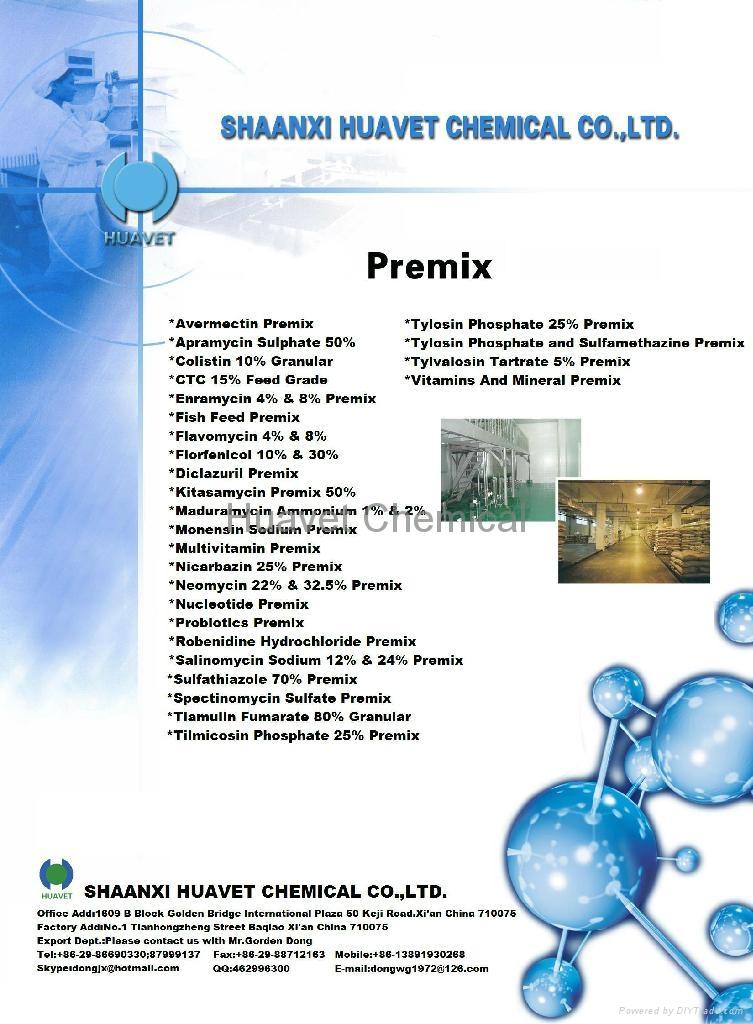 Tiamulin Fumarate 80% Granular(Cas No.,89708-74-7 ) 6