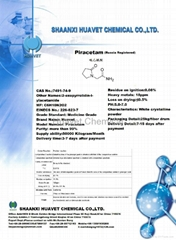Piracetam (Russia Registered)