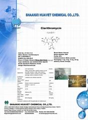 Clarithromycin (Cas No.: 81103-11-9)