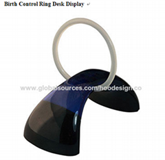 P-1170 Birth Control Ring Desk Display