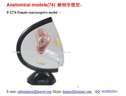 P-1276 Female contraceptive model