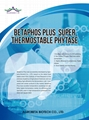 Thermostable phytase