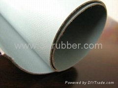 hypalon fabrics, hypalon rubber sheet for inflatable kayaking