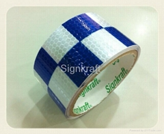 Reflective tape for  auto & vehicles (PVC TYPE)