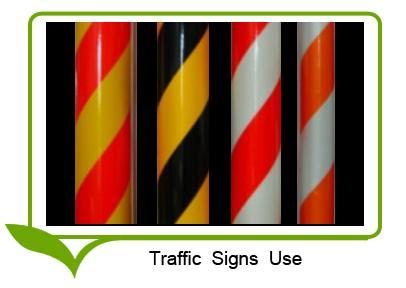 Reflective Film for Traffic Signs  use  2