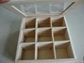 山東廠家木製茶葉盒定製禮品盒 1