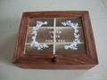 山東廠家木製茶葉盒定製禮品盒 2