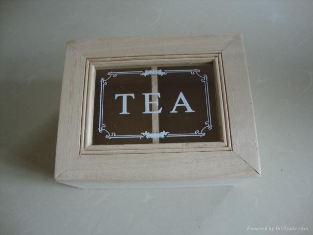 山東廠家木製茶葉盒定製禮品盒 3