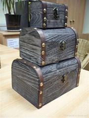 木盒生产厂家木制礼品定制包装盒