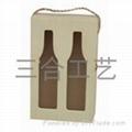 木製酒盒,紅酒木盒,長城干紅葡萄酒盒,張裕酒盒 5