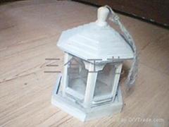 原生木色木製燈籠各式木製小禮品廠家常年供應