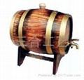 廠家定製木製酒桶各種木製包裝盒