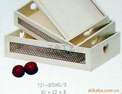 專業生產各式木製托盤木質禮品盒廠家直銷