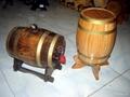 厂家定制木制酒桶各种木制包装盒量大从优 2